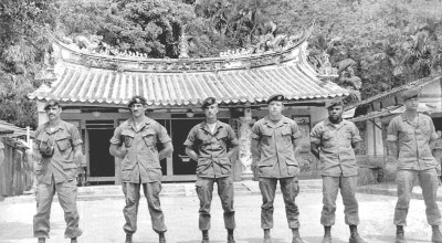 Special Forces Detachment Korea: Special Action Force Asia and the beginning of Det K (Part 3)