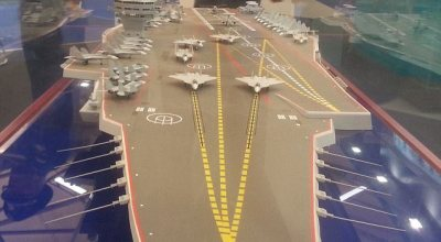 Russia shows their plan to make world's largest aircraft carrier