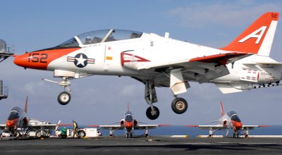 US Navy Starts 30 Day Investigation Into T-45 & F-18 Oxygen Systems