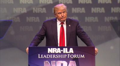 Trump to be first sitting U.S. President to address the NRA on Friday