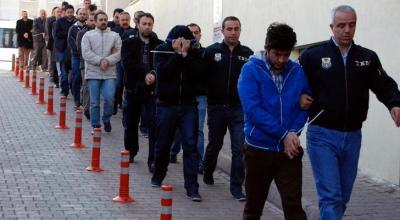 Turkey says detains 1,000 'secret imams' in police purge