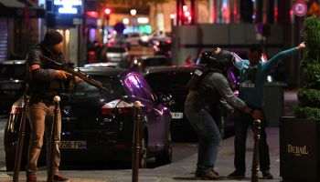 Islamic State claims responsibility for the terrorist attack on police officers in Paris