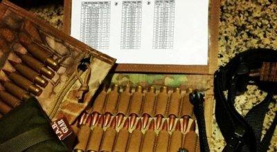 The TAB GEAR Bullet Binder