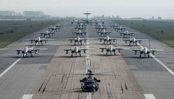 Watch: Massive show of US Air Power – 'Elephant Walk' Kadena Air Base