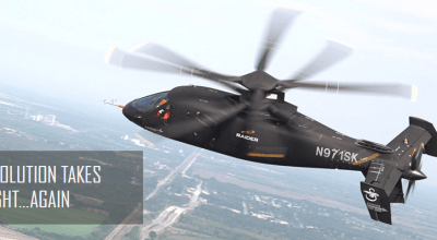 Watch: Sikorsky releases new video of the S-97 Raider Prototype Helicopter