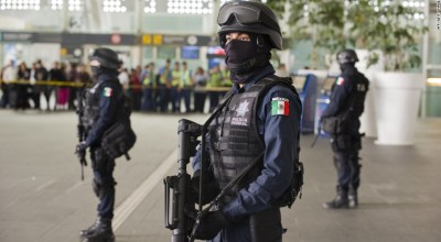 Killings in Mexico near record levels as drug cartel violence spreads