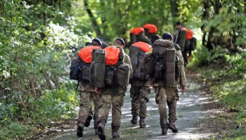 Selection for the British SAS: The emergency rendezvous (Part 6)