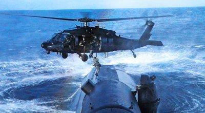 Watch: Navy SEAL CQB Training