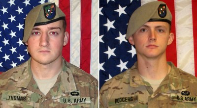 Soldiers killed in Afghanistan raid identified by Pentagon; Investigating friendly fire incident