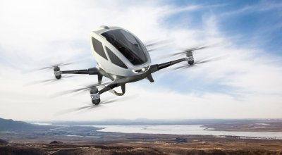 Uber Says Their Flying Taxi Will Cost Less Per Trip Than Buying the Fuel for Your Car