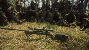 Sniper's Choice   Bolt vs. Semi-auto precision rifles
