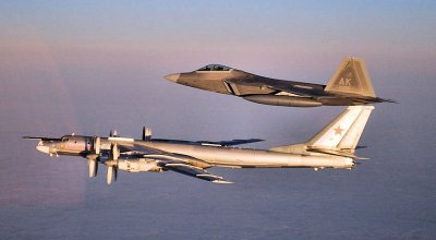 Ho-Hum…More Russian Bear Bombers Fly Near Alaska Coast but This Time With a Twist…