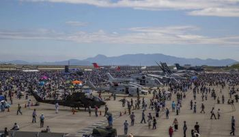 41st Japan Maritime Self-Defense Force & Marine Corps Air Station Iwakuni Friendship Day