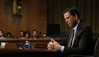 Trump fires FBI Director Comey, prompting questions about Russia investigation