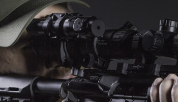Sightmark ReadyFire IR6: Stay on target in complete darkness!
