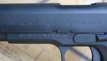American Tactical M1911 Military: 70 Series Style