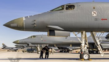 Bad to the Bone: Fun facts about the Boeing (Rockwell) B-1B Lancer