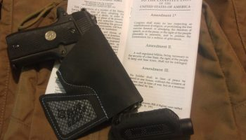 Blue Force Sunday: ULTRAcomp Pocket Holster – Comfortably concealed
