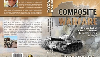 Composite Warfare: Eeben Barlow pens the African war bible