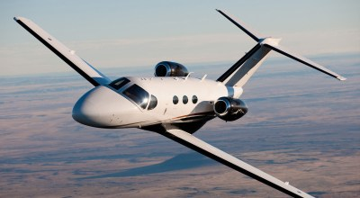 Cessna Ends Production of the Entry Level Business Jet Citation Mustang