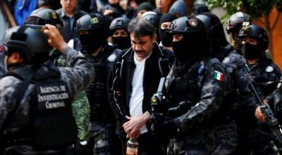 Mexico captures protégé, turned enemy, of drug lord Chapo Guzman