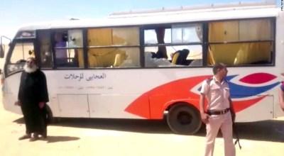 ISIS strikes Egypt again