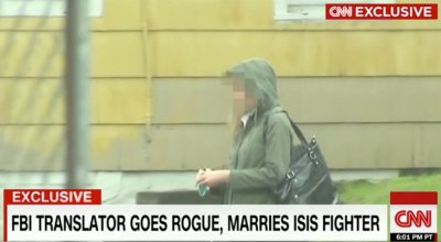 An FBI agent was supposed to investigate an ISIS fighter — then she secretly went to Syria and married him
