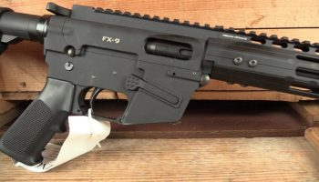 First Look: FX-9 PCC by Freedom Ordnance and Classic Firearms