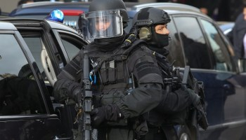 French Counterterrorism: RAID, BRI and GIGN