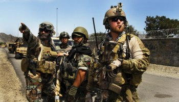 Special Operations Forces Focus on Advisory Role Paying Off