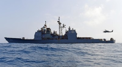 7 sailors on USS Hué City to be punished for inappropriate relationship