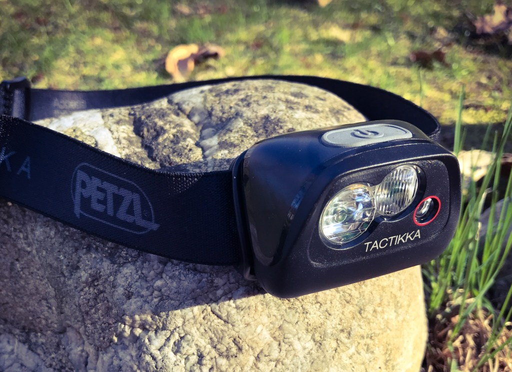 Petzl TACTIKKA CORE Headlamp | First Look