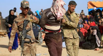 Reports keep emerging that US-backed forces are executing ISIS fighters in Mosul