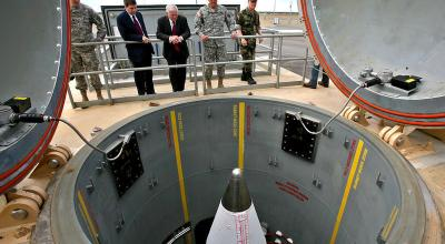 With eyes on North Korea, U.S. successfully destroys mock ICBM over Pacific