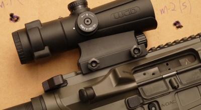 The Lucid P7 4x Combat Optic