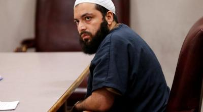 Accused bomber Rahimi seeks reduced charges in New Jersey case