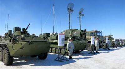 Russian Military buildup in the Arctic has US concerned