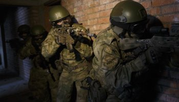 Russian Special Operations Forces Using the US as a Model