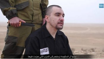 Graphic images: ISIS releases video of beheading accused Russian spy