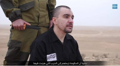 ISIS releases video of beheading of accused Russian spy (GRAPHIC IMAGES)