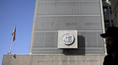 Trump considering how move of U.S. Embassy in Israel could affect Mideast peace