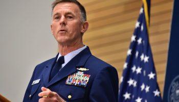 U.S. Coast Guard Commandant: U.S. lagging far behind Russia in the Arctic