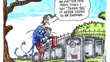 Memorial Day: Never forgotten