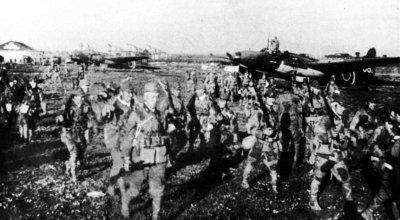 Japanese Special Operations Suicide Attack on Yontan Airfield Okinawa