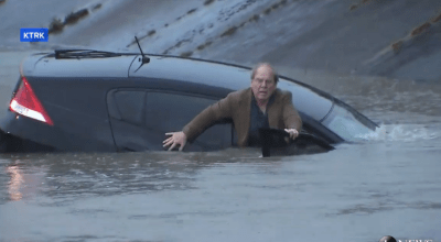 A firefighter's guide to surviving a flash flood