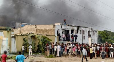 Separatist leader, thousands of inmates escape prison in the Democratic Republic of Congo