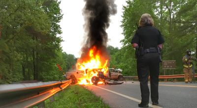 Arrive at the scene of a crash before first responders?  Here's what to do