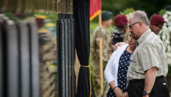 USASOC Honors Gold Star Families in Ceremony