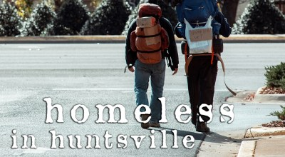 Watch: Former Navy SEAL explores what life is like as a homeless veteran in the documentary 'Homeless in Huntsville'