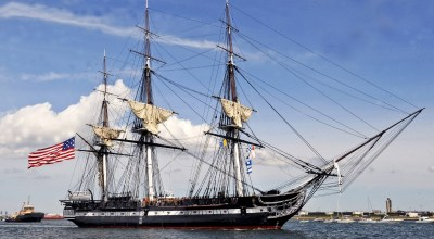Op-Ed: We should all care that the USS Constitution was vandalized